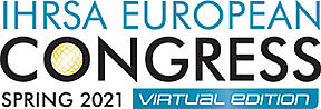 IHRSA European Congress Virtual Edition 18-20 November 2020 logo