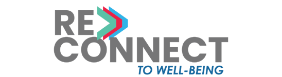 ReConnect to Well-being Logo